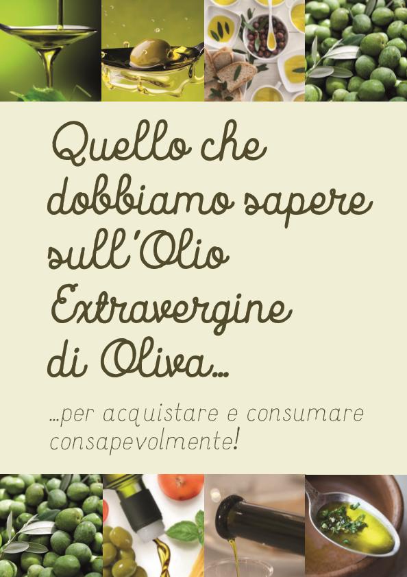 informazioni e grafiche su olio extravergine di oliva